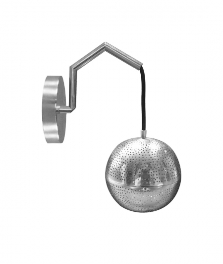 Wall Sconce Silverweb