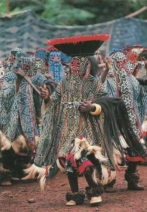 Bamileke Juju Hat Celebration
