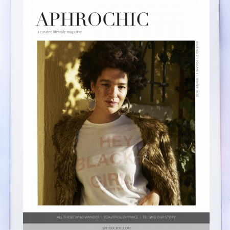 AphroChic Magazine Issue 2 Cover