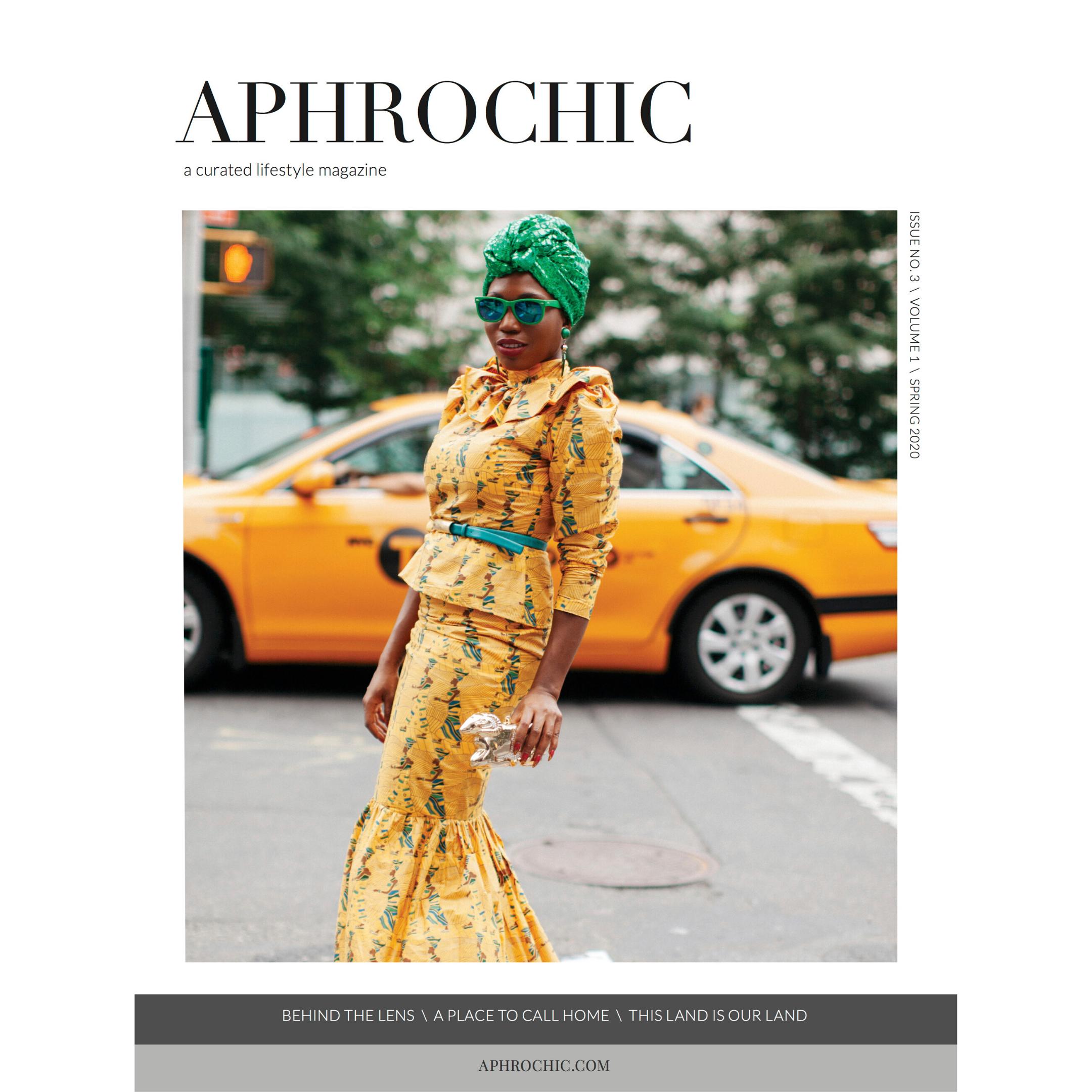AphroChic Magazine Issue 3