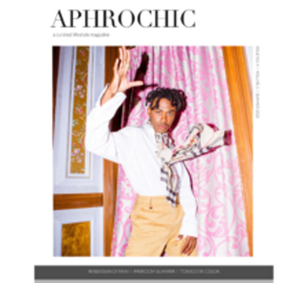 AphroChic Magazine Issue 4