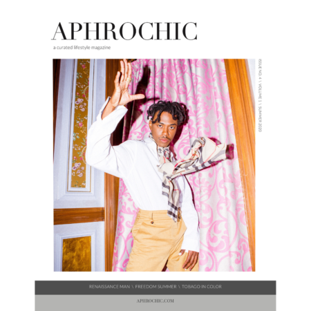 AphroChic Magazine Issue 4