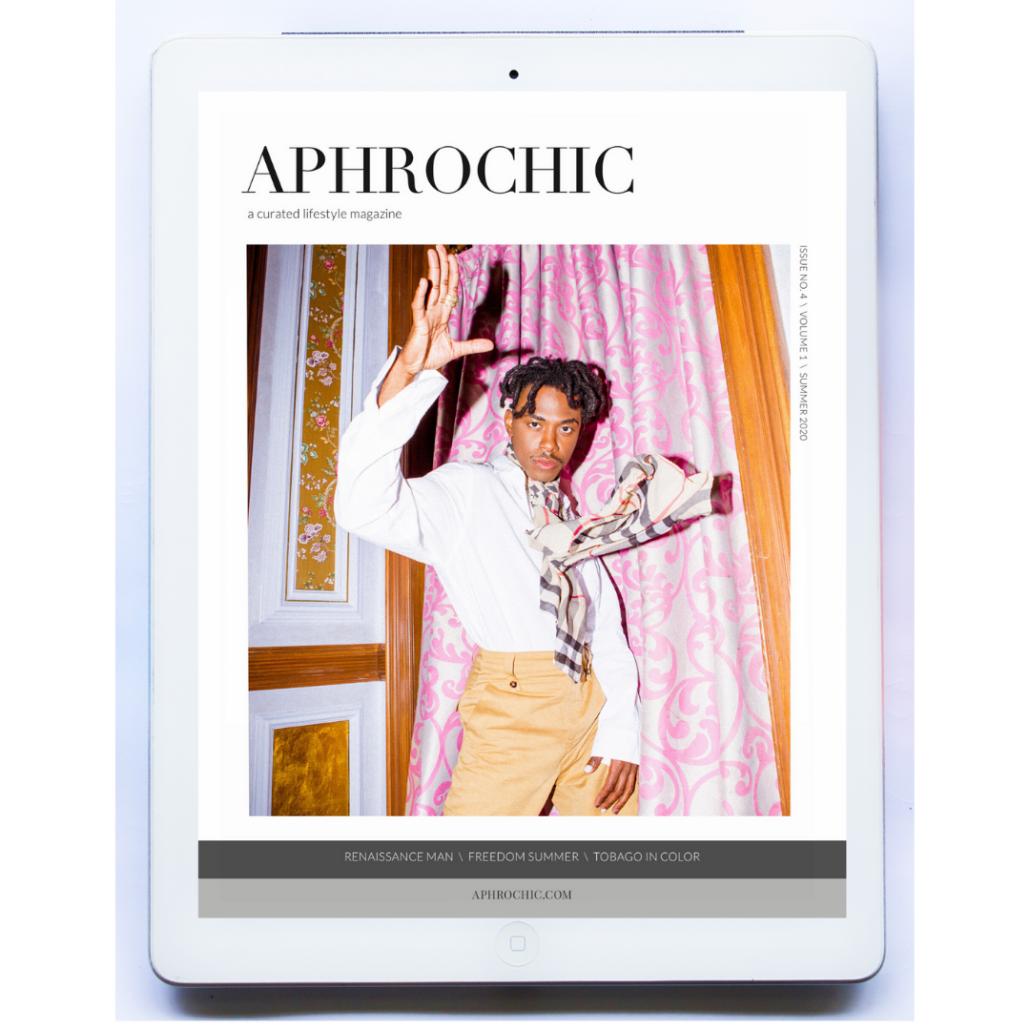AphroChic Magazine Issue 4 Digital