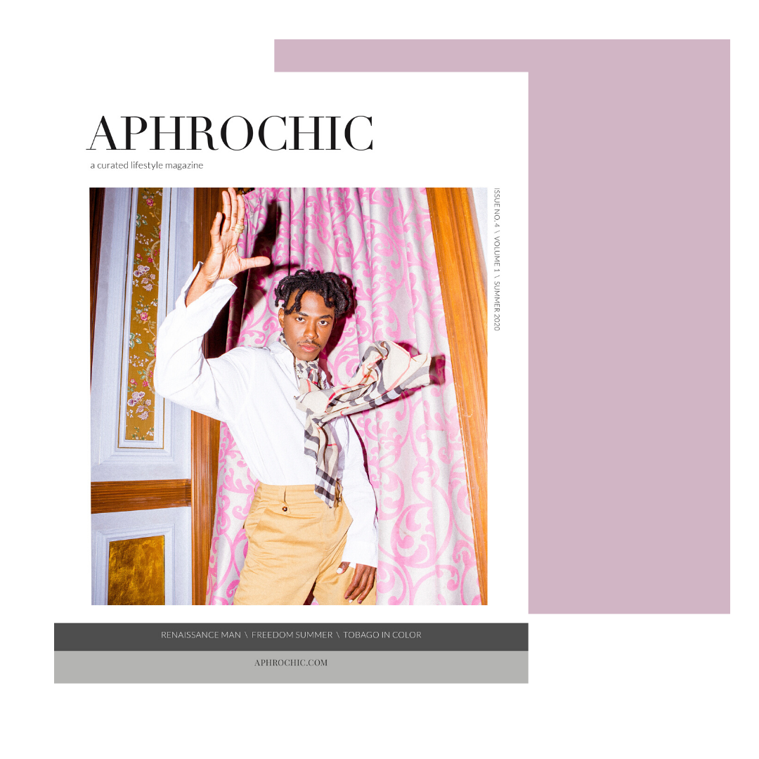 aphrochic magazine issue 4 small web banner