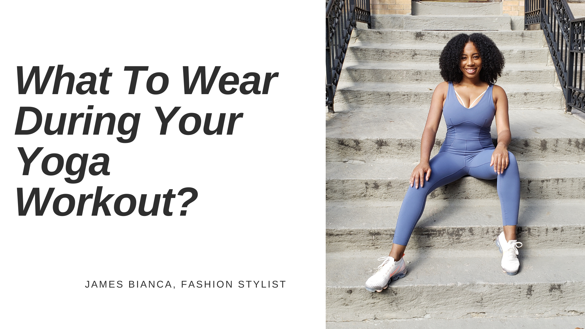 what to wear during your yoga workout 1